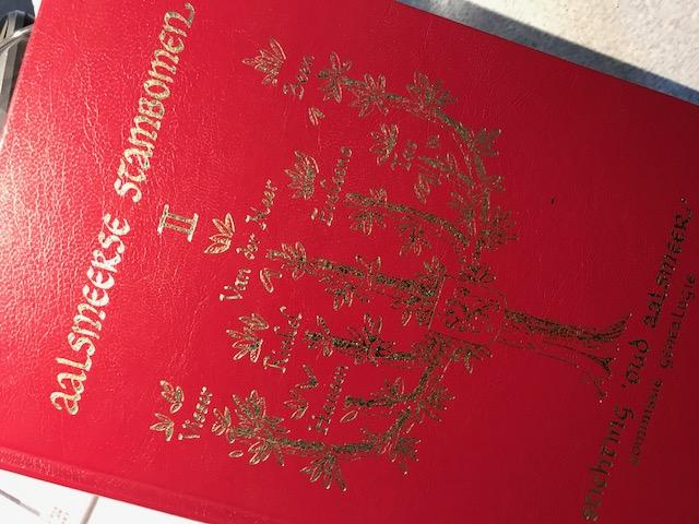 Voorwerp Karin Eveleens: Aalsmeerse stambomen