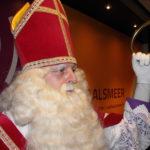 Sint bij Radio Aalsmeer